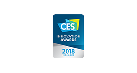 2018 CES Innovation Awards