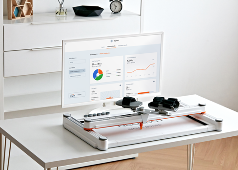 Neofect Smart Board and Monitor
